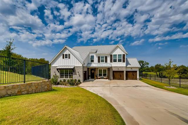 1616 Rolling Heights Lane, Aledo, TX 76008 (MLS #14645751) :: The Russell-Rose Team