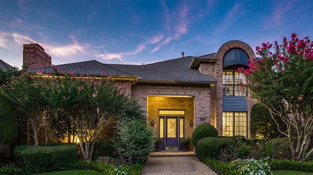 5511 Preston Fairways Drive, Dallas, TX 75252 (MLS #14645753) :: Real Estate By Design
