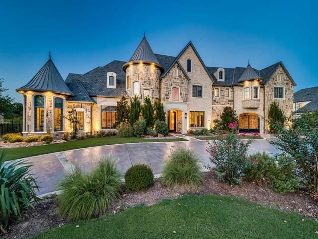 4101 Glacier Point Court, Prosper, TX 75078 (MLS #14645782) :: Real Estate By Design
