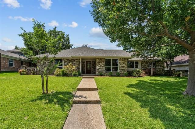 1416 N Trail Drive, Carrollton, TX 75006 (MLS #14645801) :: Real Estate By Design
