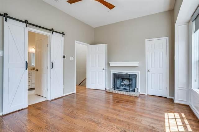 4228 Buena Vista Street #101, Dallas, TX 75205 (MLS #14645869) :: Robbins Real Estate Group