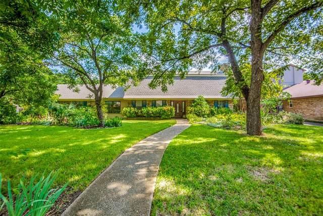 3721 Buckboard Drive, Plano, TX 75074 (MLS #14645931) :: Real Estate By Design