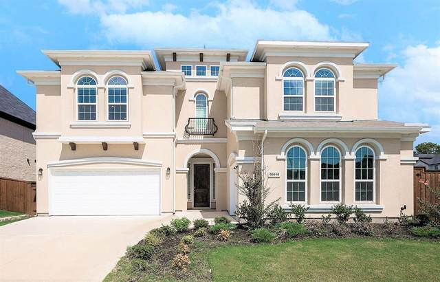 10010 Lucky Debonair Lane, Frisco, TX 75035 (MLS #14645959) :: Russell Realty Group