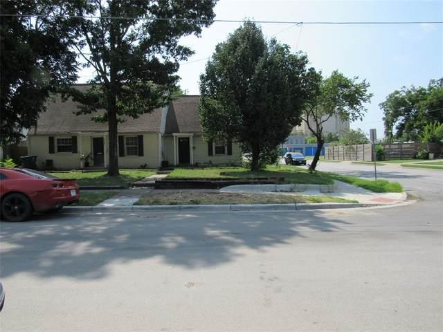 4300 Roseland Avenue, Dallas, TX 75204 (MLS #14645965) :: Real Estate By Design