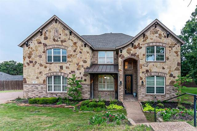8533 High Point Court, North Richland Hills, TX 76182 (MLS #14645968) :: Russell Realty Group