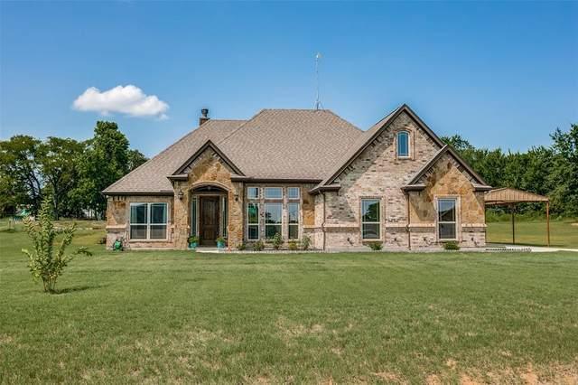 127 Lucy Kirk Lane, Springtown, TX 76082 (MLS #14645981) :: Craig Properties Group