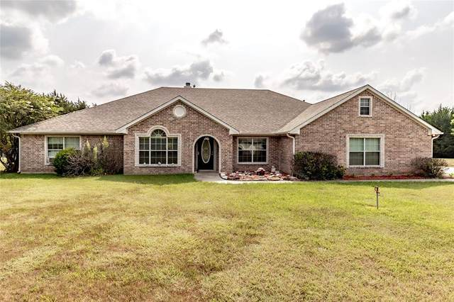 888 Turner Road, Bells, TX 75414 (MLS #14646038) :: Real Estate By Design