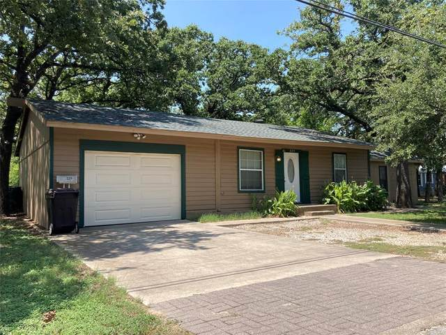 225 Turpin Drive, Azle, TX 76020 (MLS #14646072) :: Craig Properties Group