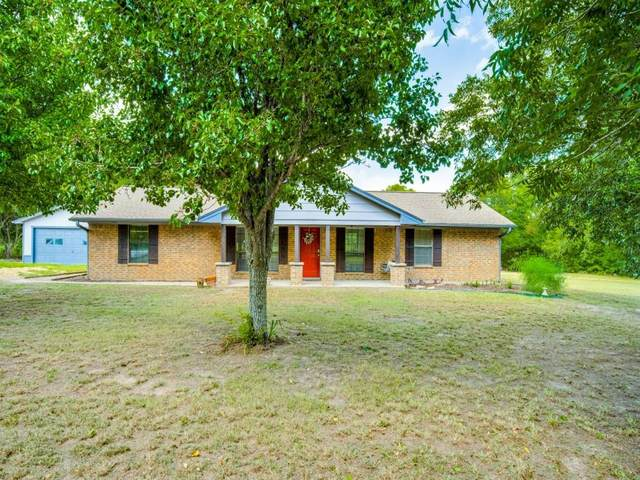 2027 Zagota Crossing Road, Terrell, TX 75161 (MLS #14646137) :: Craig Properties Group
