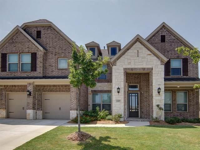 6109 Sebbins Pond Drive, Fort Worth, TX 76179 (MLS #14646139) :: The Juli Black Team