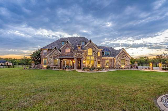 749 Manor Drive, Argyle, TX 76226 (MLS #14646160) :: Frankie Arthur Real Estate