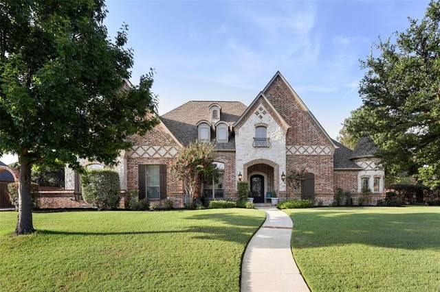 2409 Poplar Court, Keller, TX 76262 (MLS #14646189) :: Real Estate By Design