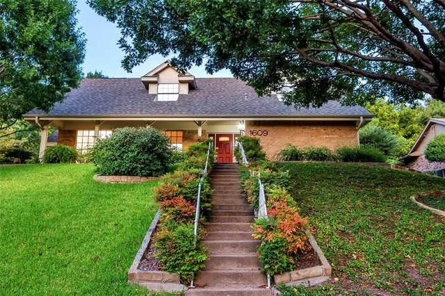 1609 Ems Road W, Fort Worth, TX 76116 (MLS #14646200) :: Maegan Brest   Keller Williams Realty