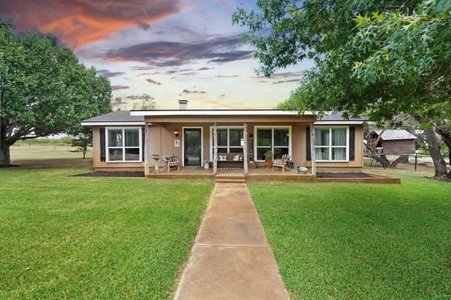 3489 N State Highway 16 Highway N, Graham, TX 76450 (MLS #14646218) :: Real Estate By Design