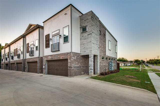 2133 Lovedale Avenue #203, Dallas, TX 75235 (MLS #14646245) :: All Cities USA Realty