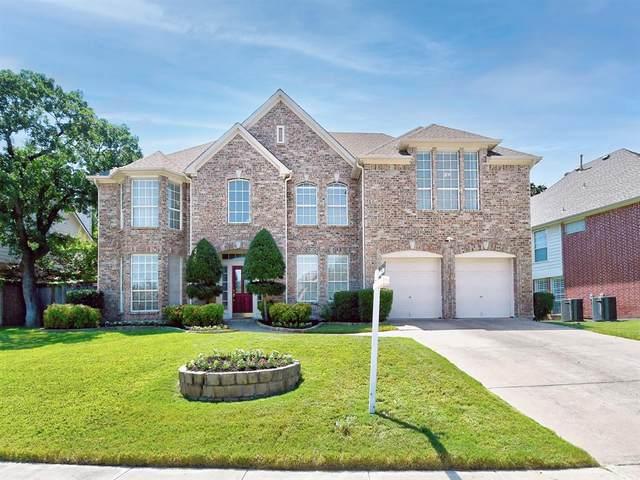 3232 Horseshoe Drive, Grapevine, TX 76051 (MLS #14646295) :: Craig Properties Group