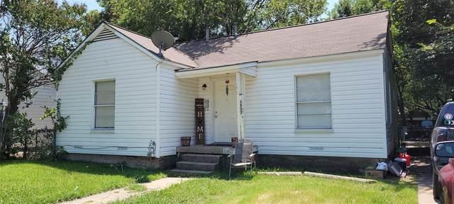1533 Ruea Street, Grand Prairie, TX 75050 (MLS #14646309) :: Real Estate By Design
