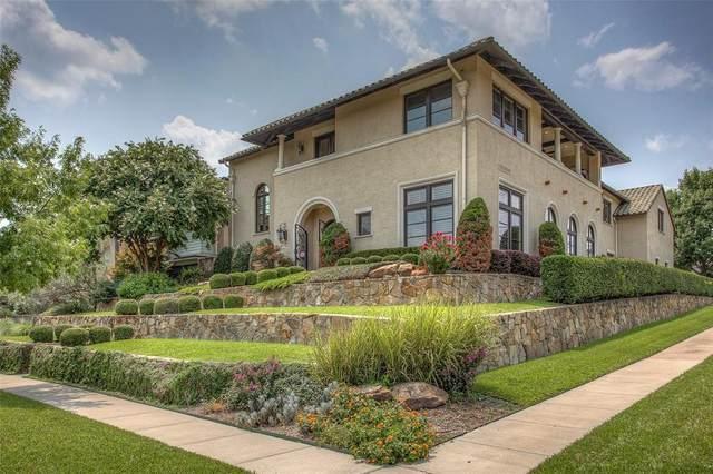 2500 Sandage Avenue, Fort Worth, TX 76109 (MLS #14646324) :: Craig Properties Group