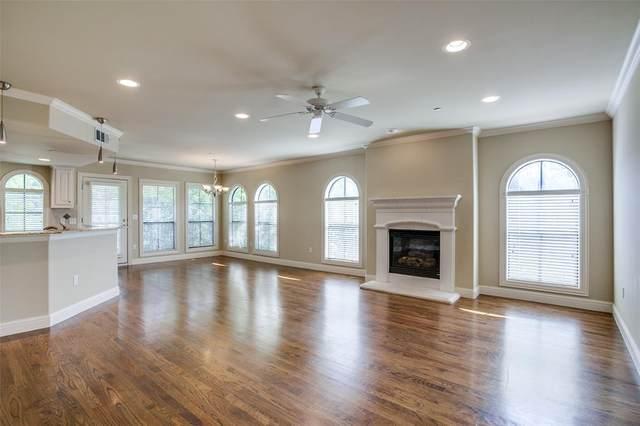 3100 Rosedale Avenue D, University Park, TX 75205 (#14646353) :: Homes By Lainie Real Estate Group