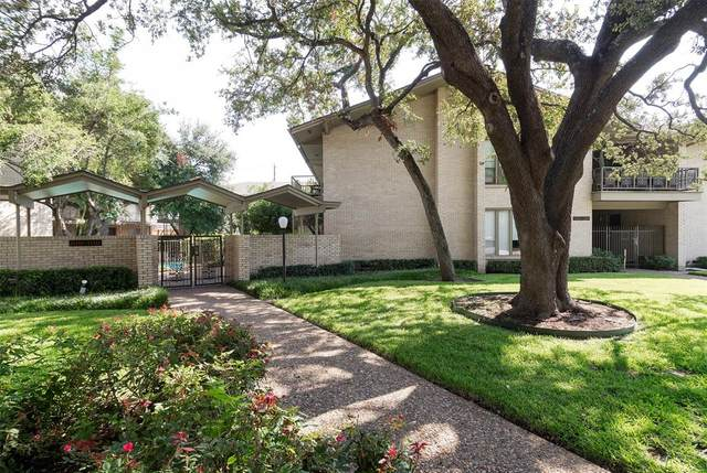 11102 Valleydale Drive A, Dallas, TX 75230 (#14646398) :: Homes By Lainie Real Estate Group