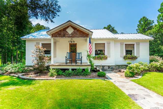 1020 Mustang Road, Gilmer, TX 75645 (MLS #14646403) :: Real Estate By Design
