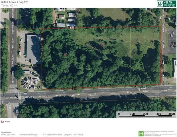 TBD E Harrison Road, Longview, TX 75604 (MLS #14646419) :: Real Estate By Design