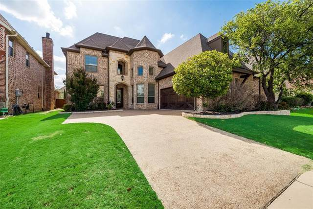 7904 Inverness, The Colony, TX 75056 (MLS #14646421) :: The Star Team | Rogers Healy and Associates