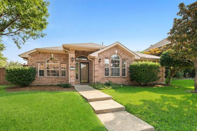5605 Buttercup Lane, Mckinney, TX 75070 (MLS #14646462) :: Real Estate By Design