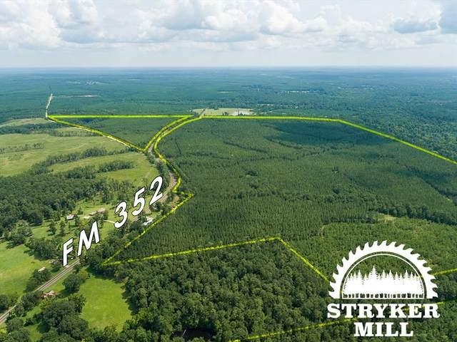 00 Fm 352, Corrigan, TX 75939 (MLS #14646545) :: Real Estate By Design