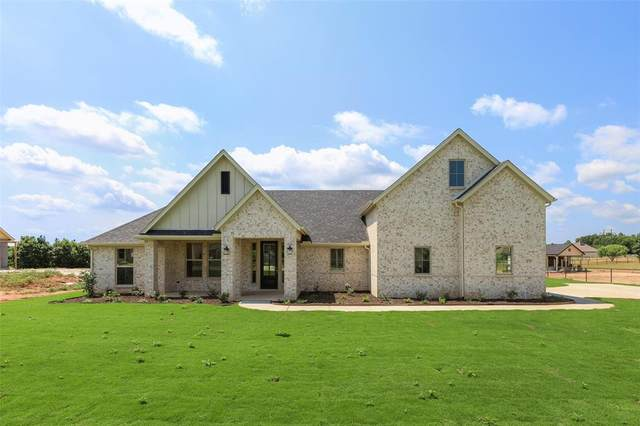 2120 J E Woody Road, Springtown, TX 76082 (MLS #14646616) :: The Property Guys