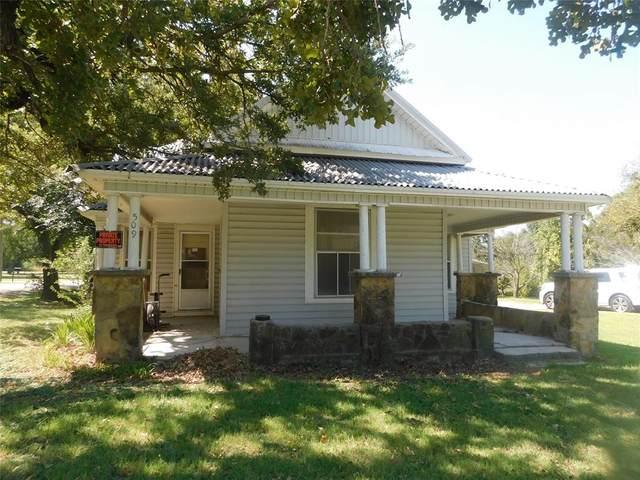 509 E Sherman Street, Chico, TX 76431 (MLS #14646622) :: Craig Properties Group