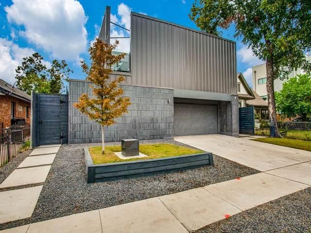 4303 Roseland Avenue, Dallas, TX 75204 (MLS #14646775) :: Real Estate By Design