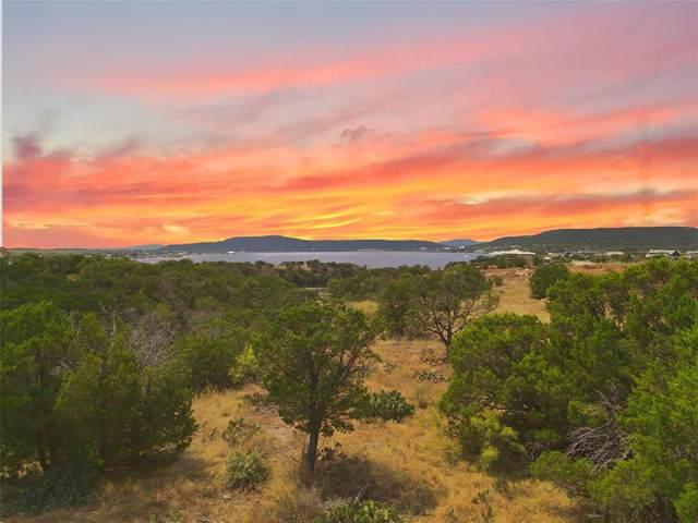 J2 Hill Country Court, Possum Kingdom Lake, TX 76449 (MLS #14646785) :: VIVO Realty