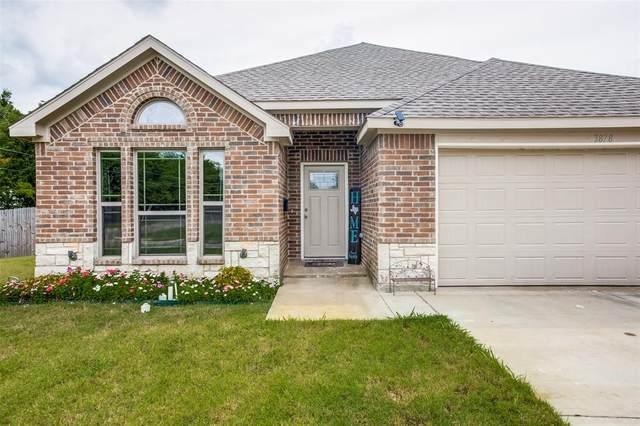 3878 Castle Hills Drive, Dallas, TX 75241 (MLS #14646875) :: Craig Properties Group