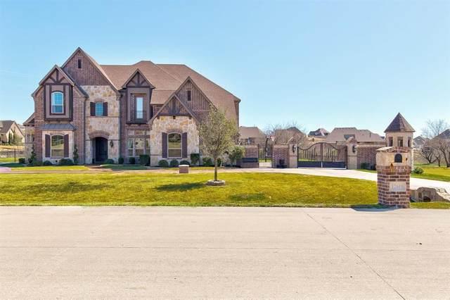 12609 Villa Milano Drive, Fort Worth, TX 76126 (MLS #14646986) :: Real Estate By Design