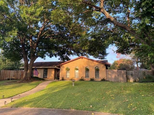 1458 Dogwood Trail, Lewisville, TX 75067 (MLS #14647002) :: Maegan Brest | Keller Williams Realty