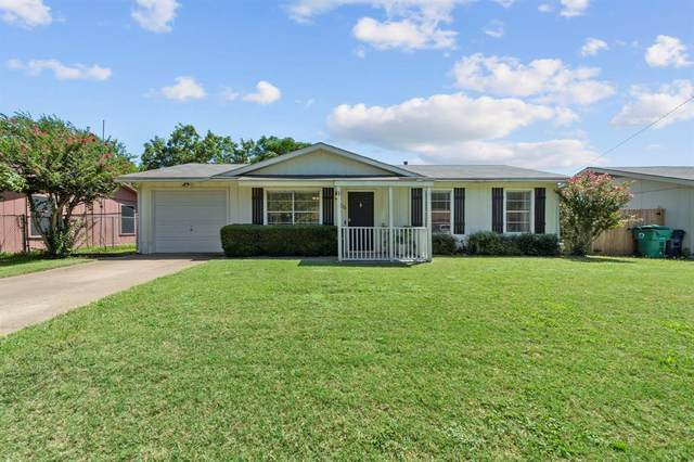 706 Campbell Lane, Denton, TX 76209 (MLS #14647037) :: Russell Realty Group