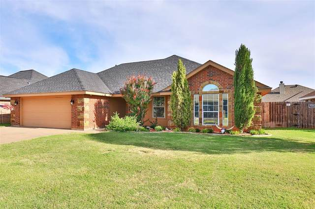 826 Shallow Water Trail, Abilene, TX 79602 (MLS #14647039) :: Russell Realty Group