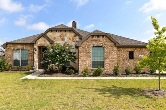 6217 Horizon Drive, Midlothian, TX 76065 (MLS #14647114) :: Trinity Premier Properties