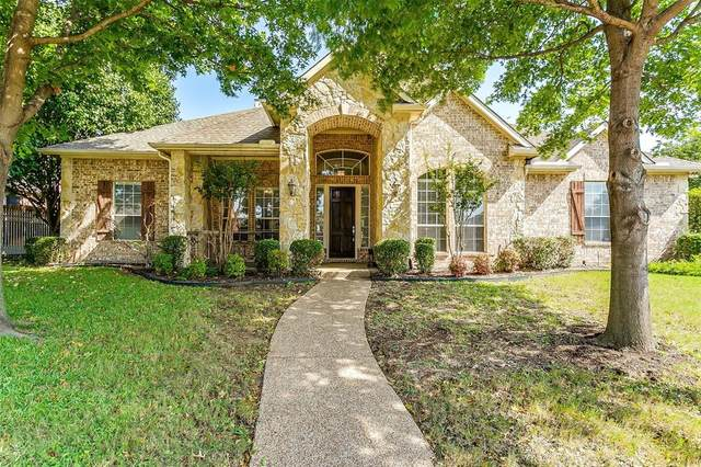2512 Clear Ridge Lane, Flower Mound, TX 75028 (MLS #14647147) :: Russell Realty Group
