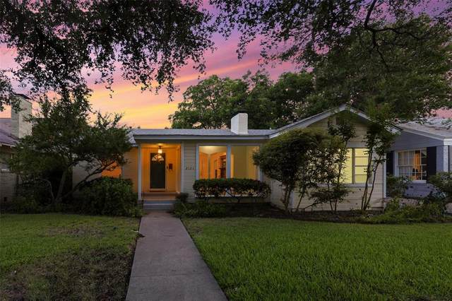 2121 Weatherbee Street, Fort Worth, TX 76110 (MLS #14647189) :: Russell Realty Group