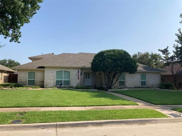 2329 Fountain Head Drive, Plano, TX 75023 (MLS #14647219) :: Maegan Brest | Keller Williams Realty