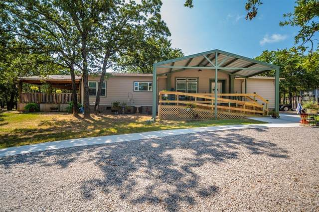 235 Spring Valley Road, Paradise, TX 76073 (MLS #14647248) :: Real Estate By Design