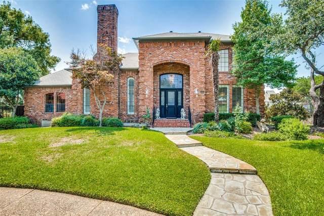 200 Hawn Court, Irving, TX 75038 (MLS #14647280) :: Maegan Brest | Keller Williams Realty