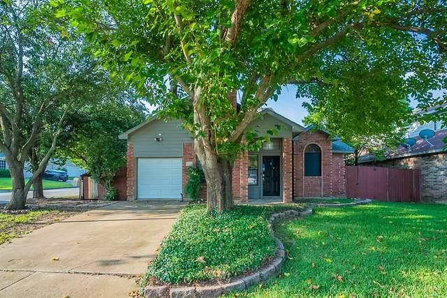 216 Cutting Horse Lane, Keller, TX 76248 (MLS #14647366) :: The Chad Smith Team