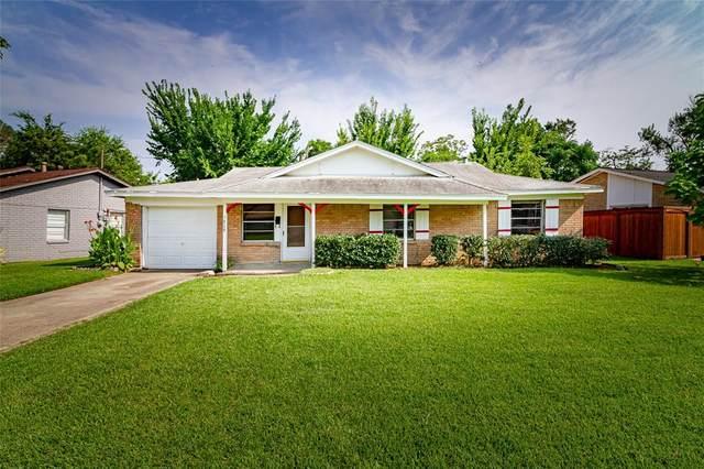 3808 Emerald Drive, Mesquite, TX 75150 (MLS #14647369) :: The Juli Black Team