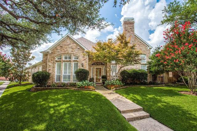 3100 Ipswich Drive, Plano, TX 75025 (MLS #14647371) :: Real Estate By Design