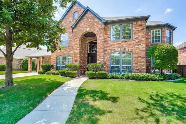 8029 Strathmore Drive, Mckinney, TX 75072 (MLS #14647384) :: Maegan Brest | Keller Williams Realty