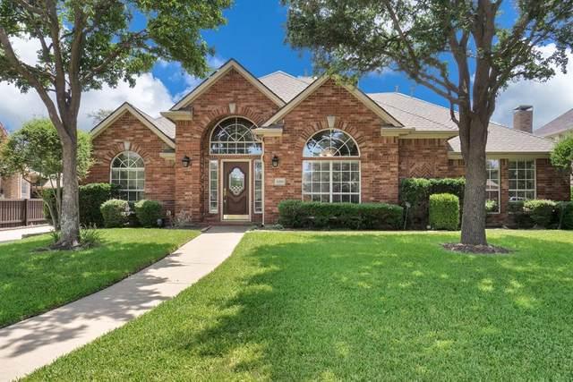 5305 Sandalwood Drive, Mckinney, TX 75072 (MLS #14647424) :: Maegan Brest   Keller Williams Realty