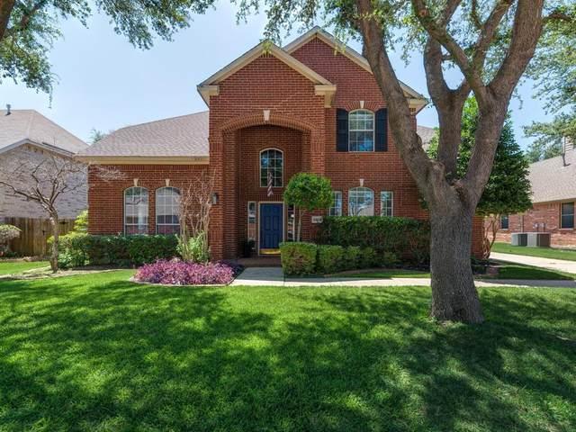 2805 Wennington Drive, Flower Mound, TX 75022 (MLS #14647439) :: Craig Properties Group
